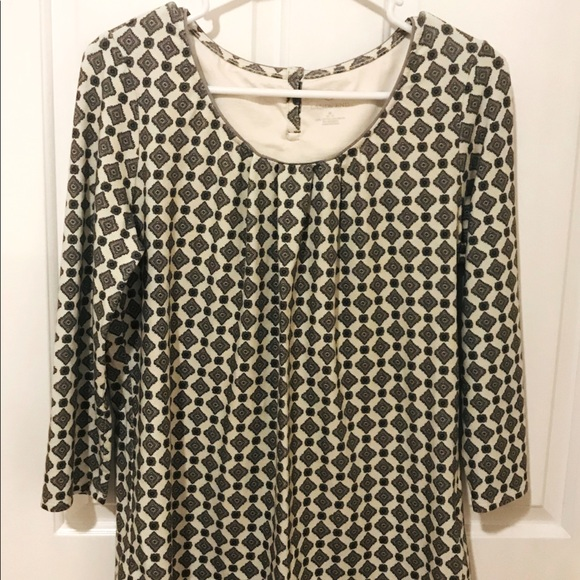 Lands End Classic Style Blouse